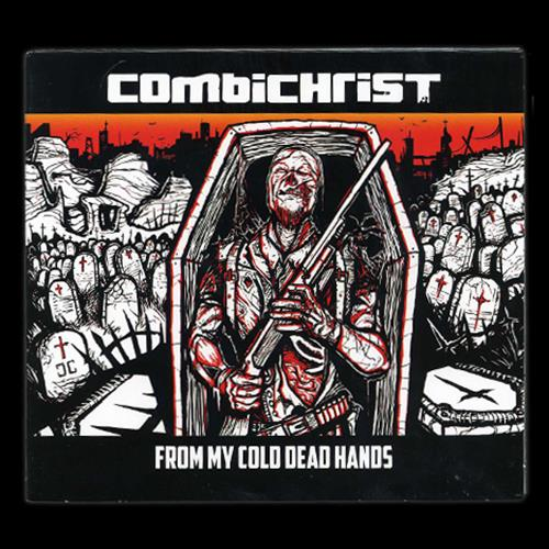 From My Cold Dead Hands EU Single CD