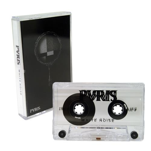 White Noise Clear Cassette