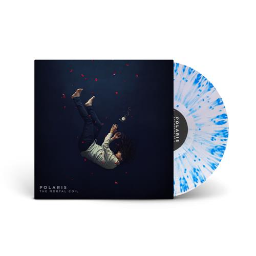 The Mortal Coil Clear Splatter Blue
