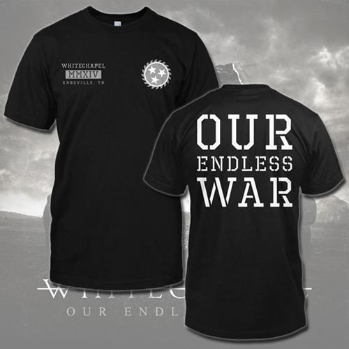 Endless Black T-Shirt