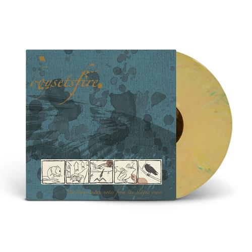 The Misery Index.. Tan LP