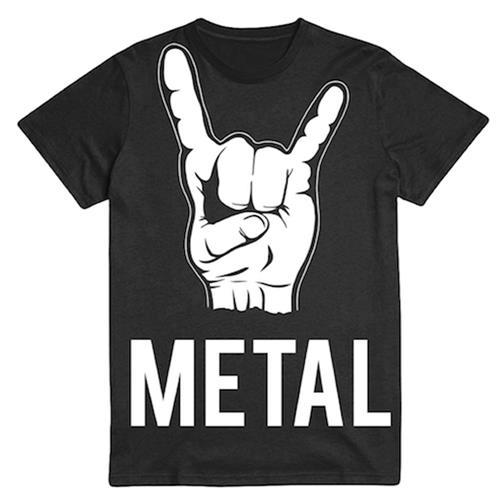 (Horns) Metal Black