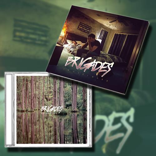 Indefinite + Crocodile Tears CD Bundle