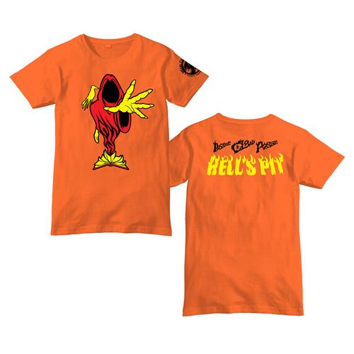 Hell's Pit Wraith Tangerine