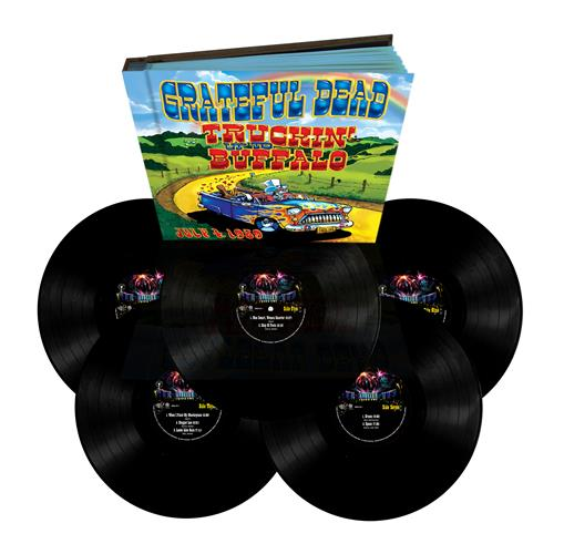 Truckin' Up To Buffalo Vinyl Boxset