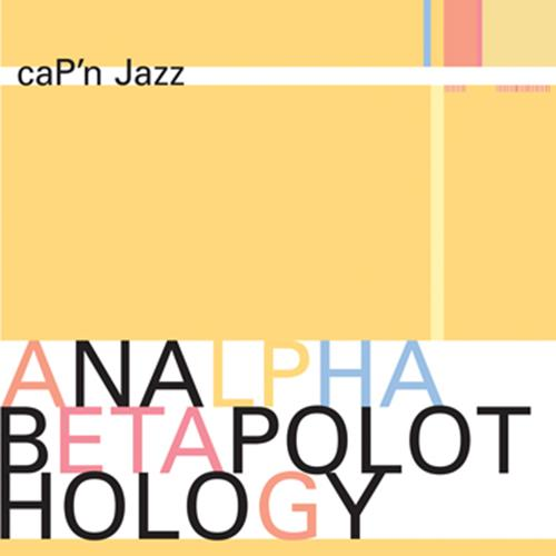 Analphabetapolothology Black Dbl LP Vinyl