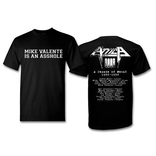 A Decade Of Metal Black