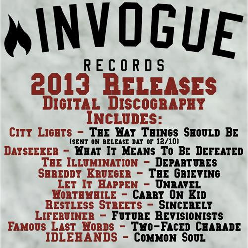 2013 Releases Digital Download