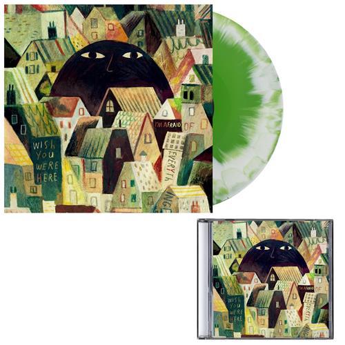 I'm Afraid of Everything CD + LP Bundle