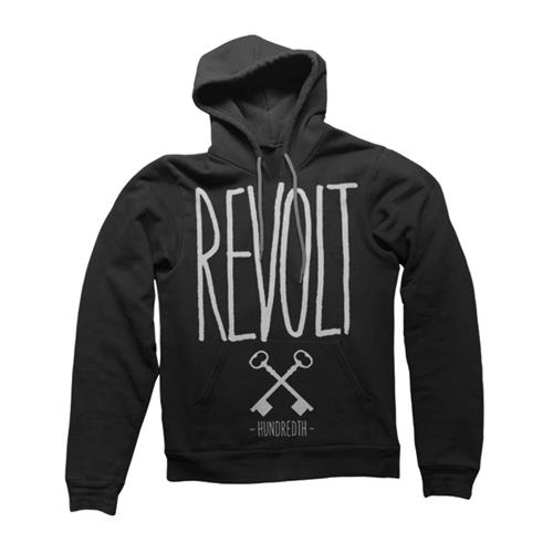 Revolt Black Hooded