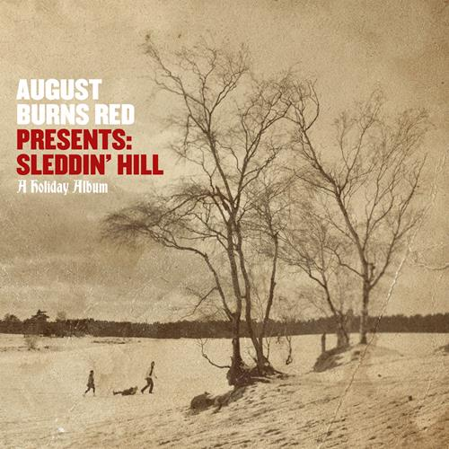 August Burn Red Sleddin Hill A Holiday Album