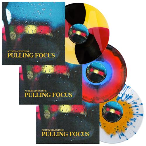 Pulling Focus LP Bundle