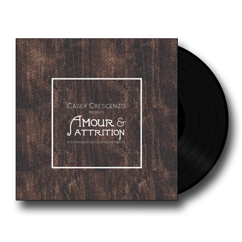 Symphony No. 1 Black LP