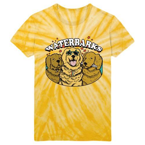 Waterbarks Gold Tie Dye