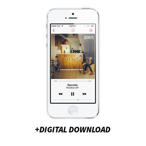 Renditions EP Digital Download