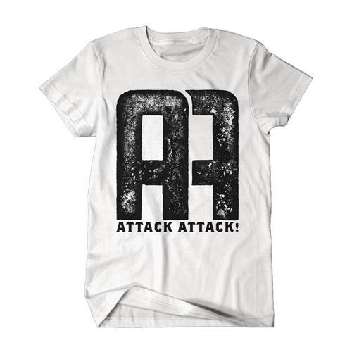 AA Logo White