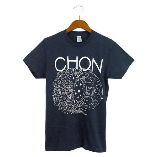 Moon Heather Navy T-Shirt