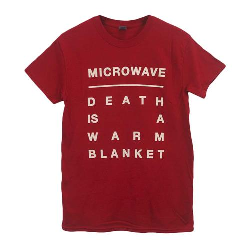 Death Is A Warm Blanket Maroon