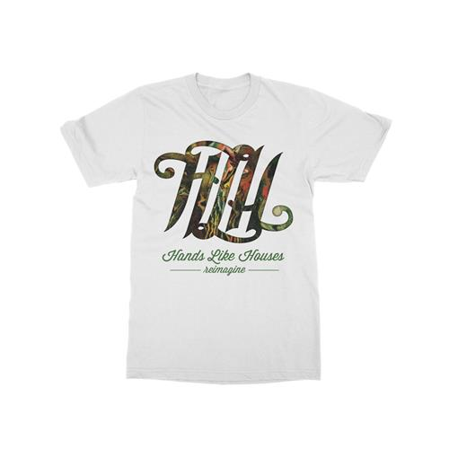 *Last One* Monogram White T-Shirt
