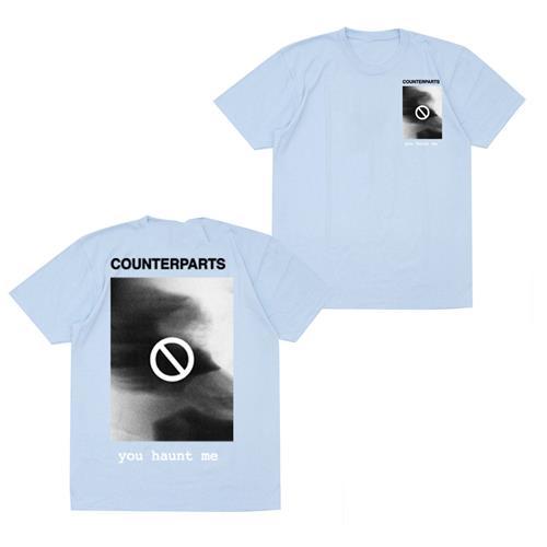 Not You Light Blue T-Shirt