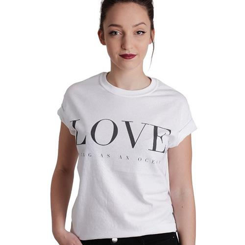 Love White T-Shirt *Clearance*