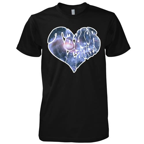 Galaxy Heart Black