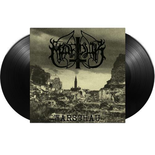 Warschau Black Vinyl 2Xlp
