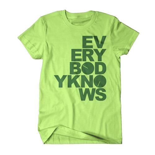 Everybodyknows Grass Green