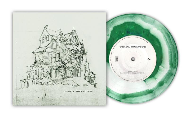 B Sides Green Marble 7 Quot Evr0 Equal Vision Records