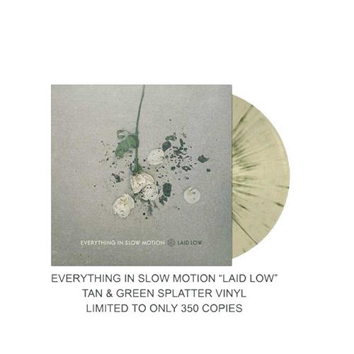 Laid Low Tan & Green Splatter LP/Digital