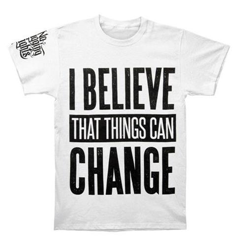 *Limited Stock* I Believe White