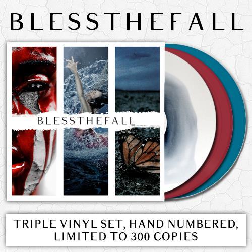 Triple Vinyl Limited Boxset