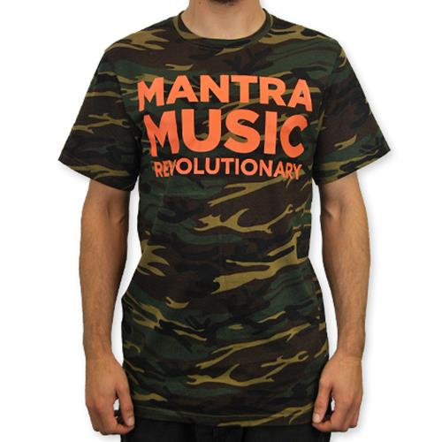 Mantralogy Mantra Music Revolutionary Camo