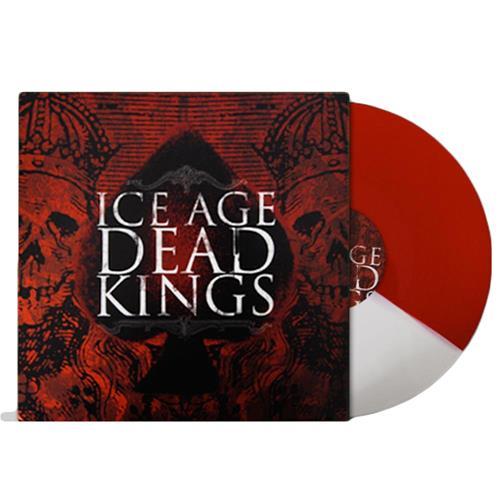 Dead Kings Red/White LP