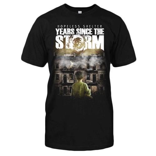 Album Art Black T-Shirt