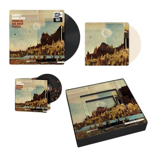 August Burns Red - Found In Far Away Placed  Limited Edition 3D Themed - LP Boxset