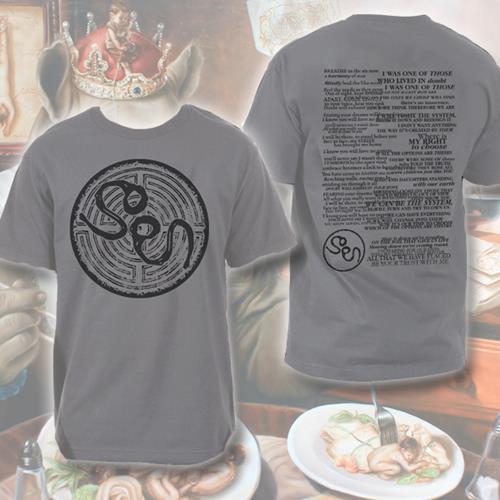 Breathe Charcoal T-Shirt