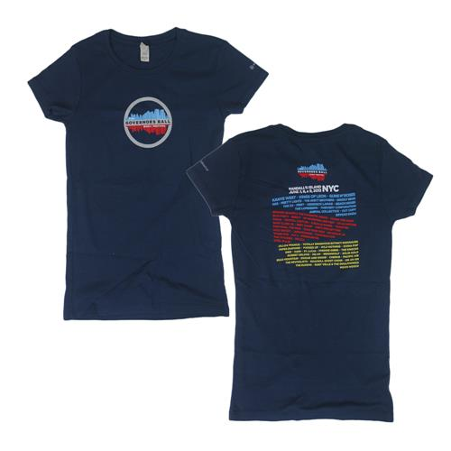 2013 Event Navy Women's Tee