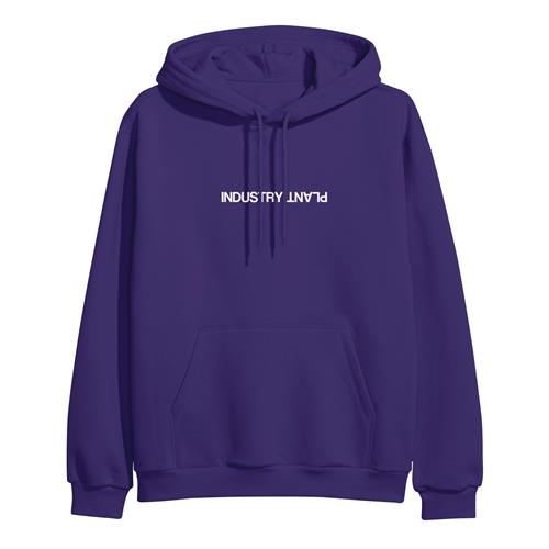 Purple Industry Plant Pullover + Digital
