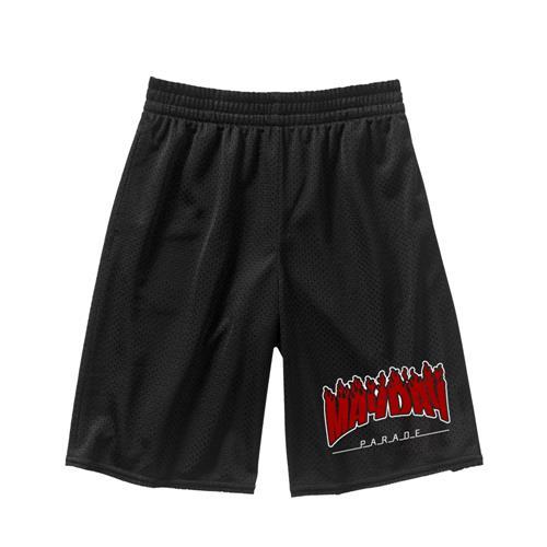 Thrasher Black Shorts