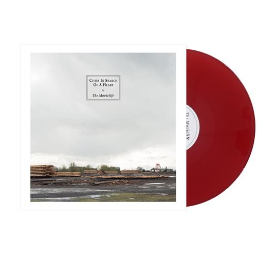 Cities In Search Of A Heart Oxblood