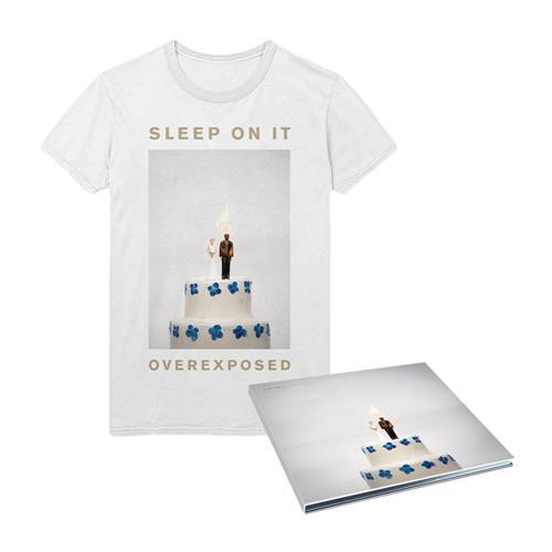 Overexposed CD & T-Shirt