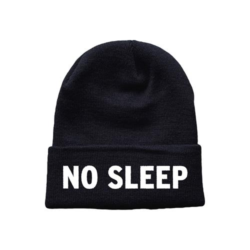 No Sleep Logo Black