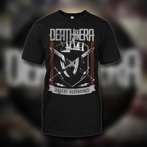 Crown Black T-Shirt