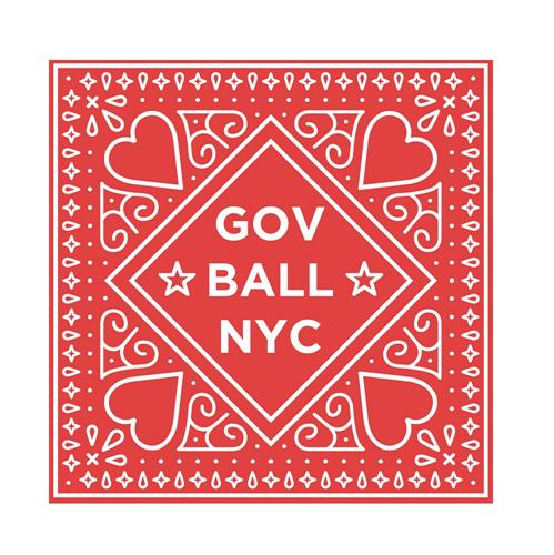 Gov Ball NYC Red