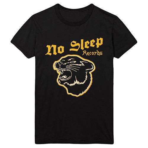 Panther Logo Black