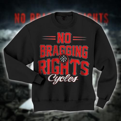 Cycles Black Crewneck