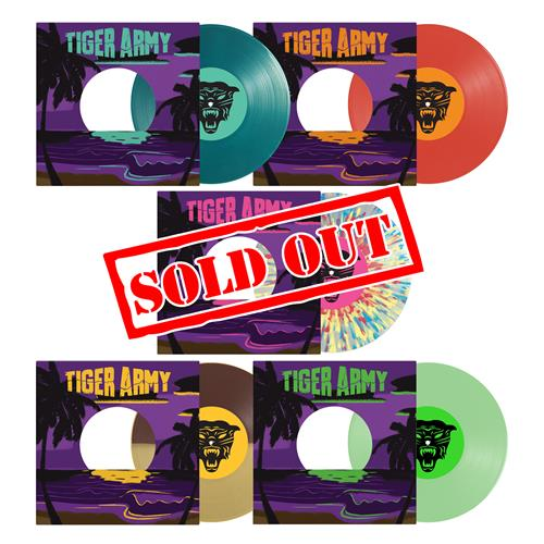 *SOLD OUT* Dark Paradise EP Platinum