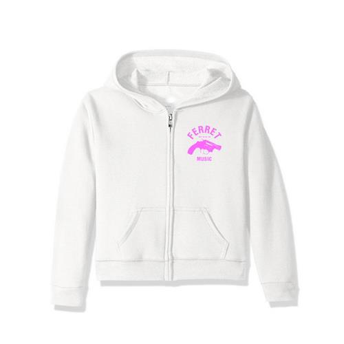 Pink Gun White