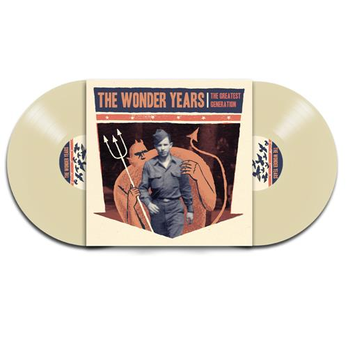 The Greatest Generation Ivory 2 X LP